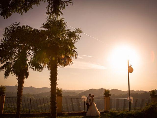 Il matrimonio di Gianluca e Edith a Cocconato, Asti 46