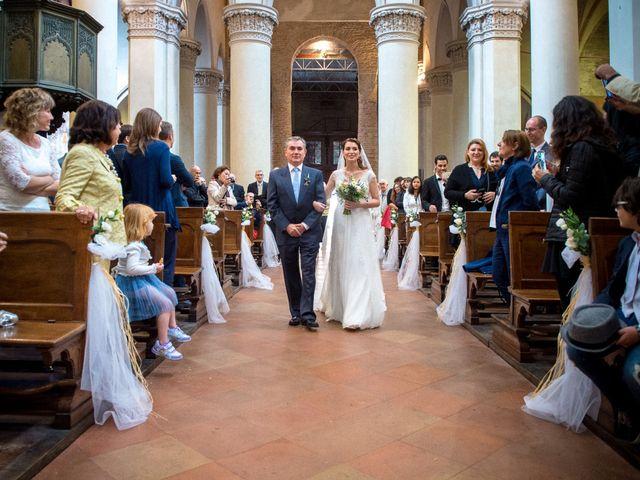Il matrimonio di Matteo e Valeria a Piacenza, Piacenza 15