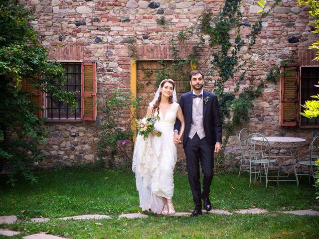 Il matrimonio di Matteo e Valeria a Piacenza, Piacenza 31