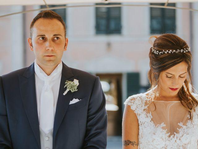Il matrimonio di Nicola e Martina a Potenza Picena, Macerata 55