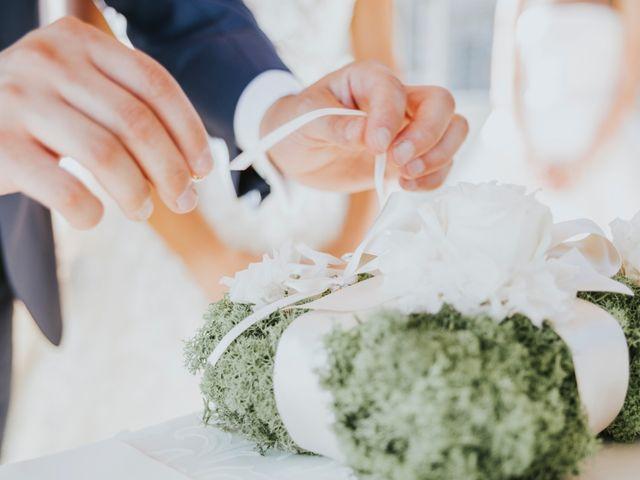 Il matrimonio di Nicola e Martina a Potenza Picena, Macerata 61