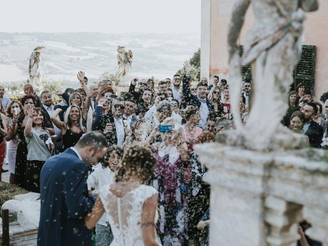 Il matrimonio di Nicola e Martina a Potenza Picena, Macerata 73