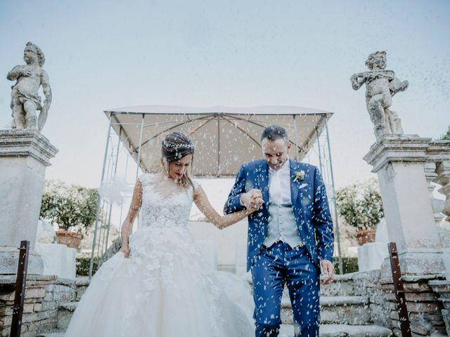 Il matrimonio di Nicola e Martina a Potenza Picena, Macerata 74