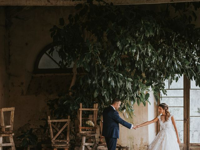 Il matrimonio di Nicola e Martina a Potenza Picena, Macerata 91