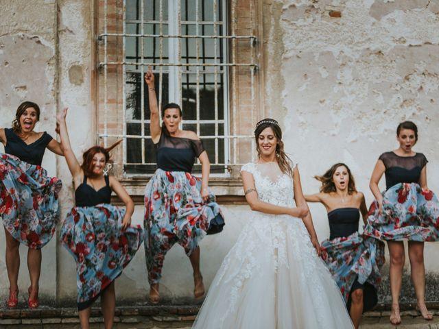 Il matrimonio di Nicola e Martina a Potenza Picena, Macerata 107
