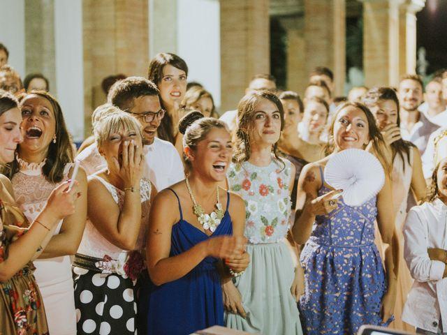 Il matrimonio di Nicola e Martina a Potenza Picena, Macerata 113
