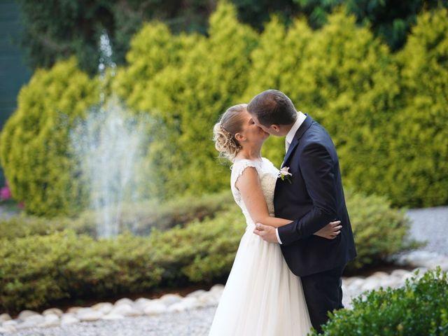Il matrimonio di Federico e Paola a Villasanta, Monza e Brianza 10