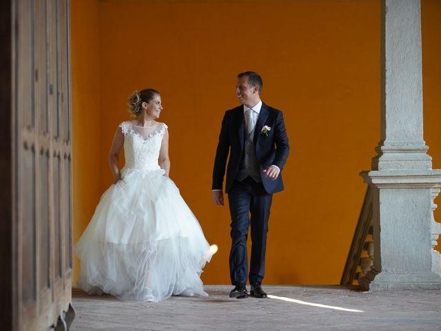 Il matrimonio di Federico e Paola a Villasanta, Monza e Brianza 11
