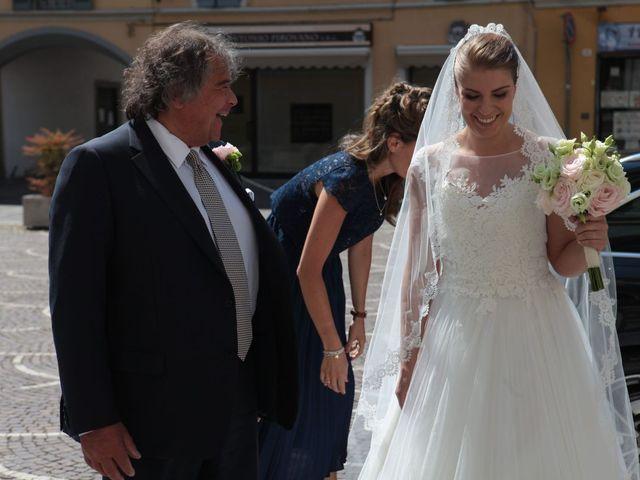 Il matrimonio di Federico e Paola a Villasanta, Monza e Brianza 27