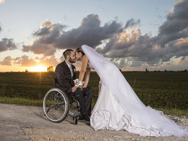 Le nozze di Valentina e Victor