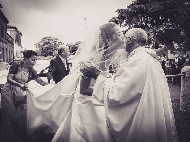 Il matrimonio di Andrea e Erica a Ferrara, Ferrara 19