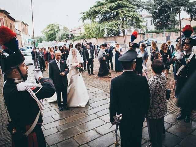 Il matrimonio di Andrea e Erica a Ferrara, Ferrara 20