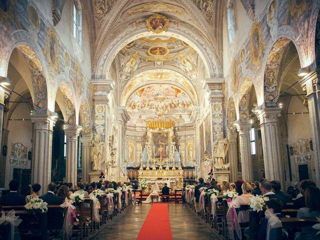 Il matrimonio di Andrea e Erica a Ferrara, Ferrara 21