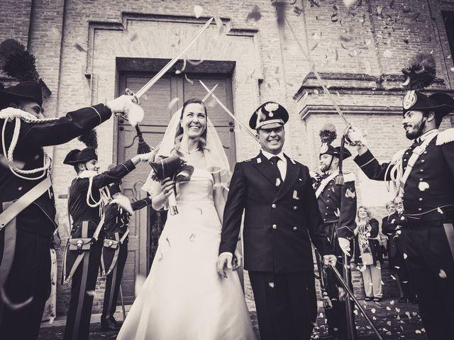 Il matrimonio di Andrea e Erica a Ferrara, Ferrara 1