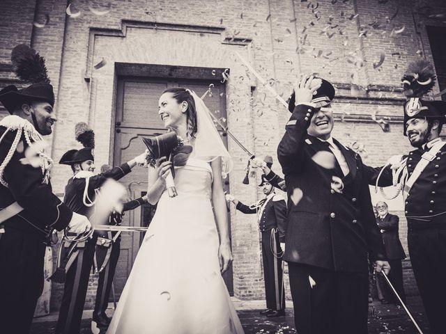 Il matrimonio di Andrea e Erica a Ferrara, Ferrara 30