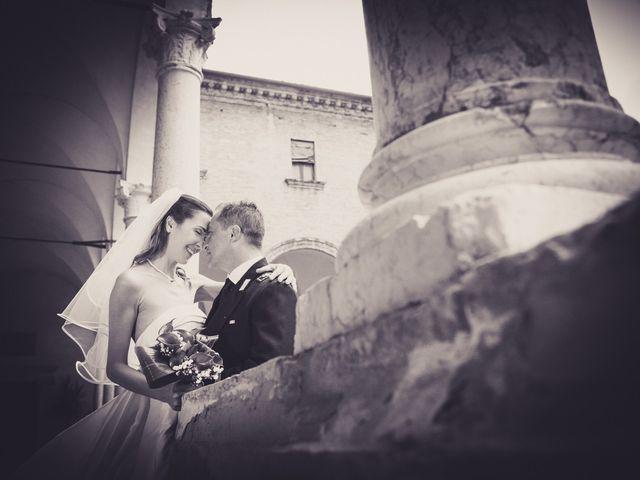 Il matrimonio di Andrea e Erica a Ferrara, Ferrara 32