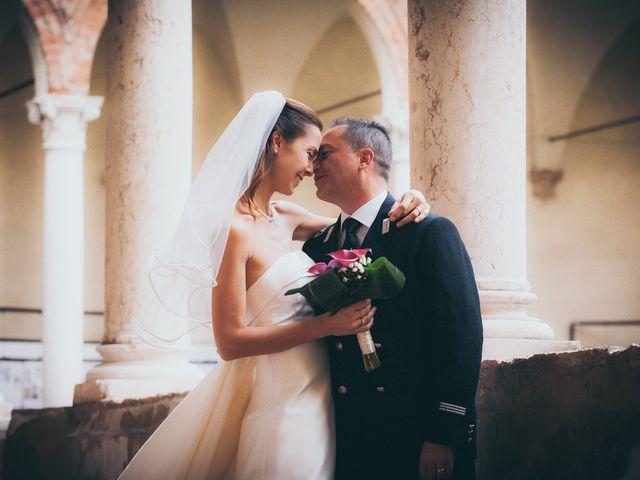 Il matrimonio di Andrea e Erica a Ferrara, Ferrara 34