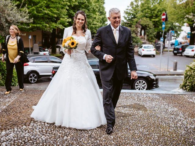 Il matrimonio di Mirko e Giada a Sulbiate, Monza e Brianza 16