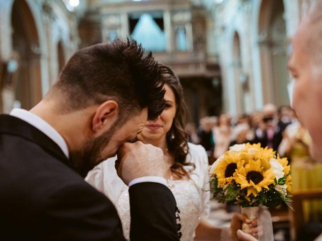 Il matrimonio di Mirko e Giada a Sulbiate, Monza e Brianza 18