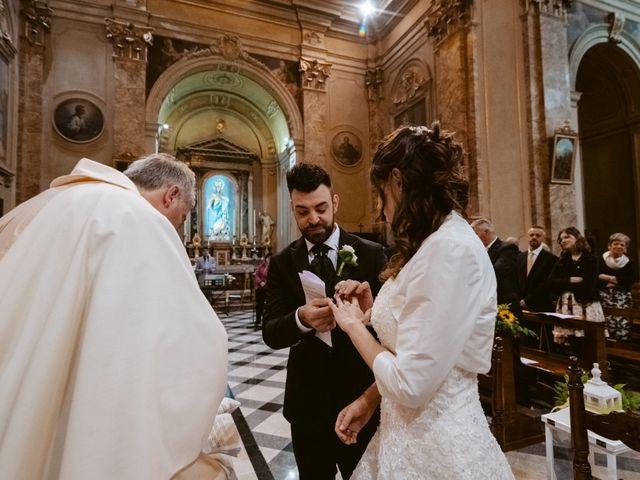 Il matrimonio di Mirko e Giada a Sulbiate, Monza e Brianza 20