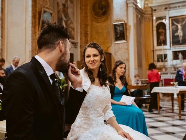 Il matrimonio di Mirko e Giada a Sulbiate, Monza e Brianza 22