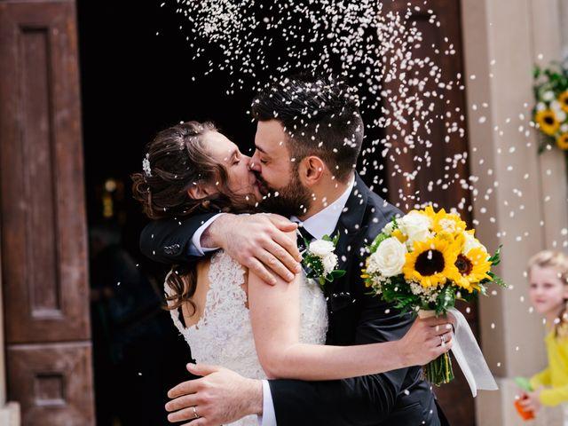 Il matrimonio di Mirko e Giada a Sulbiate, Monza e Brianza 25