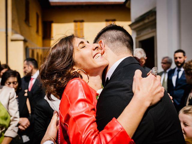 Il matrimonio di Mirko e Giada a Sulbiate, Monza e Brianza 27