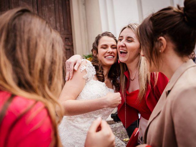 Il matrimonio di Mirko e Giada a Sulbiate, Monza e Brianza 30