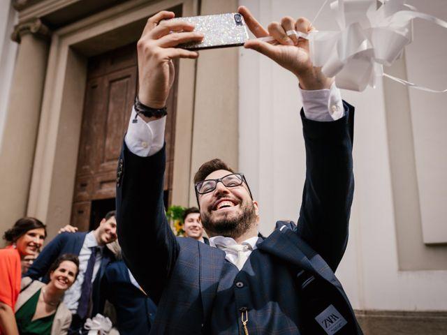 Il matrimonio di Mirko e Giada a Sulbiate, Monza e Brianza 31