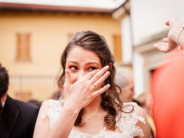 Il matrimonio di Mirko e Giada a Sulbiate, Monza e Brianza 32