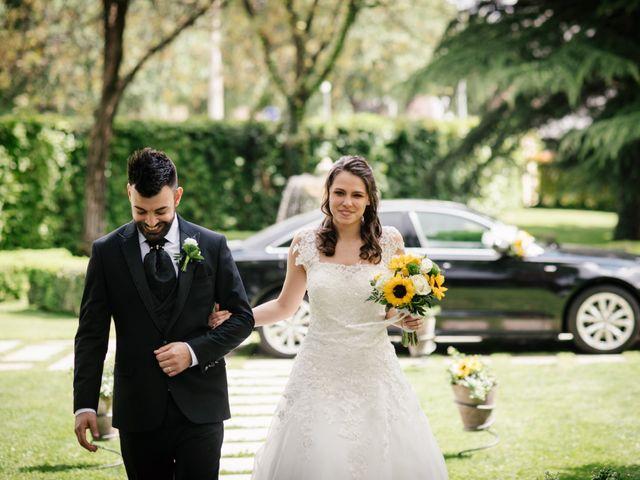 Il matrimonio di Mirko e Giada a Sulbiate, Monza e Brianza 39
