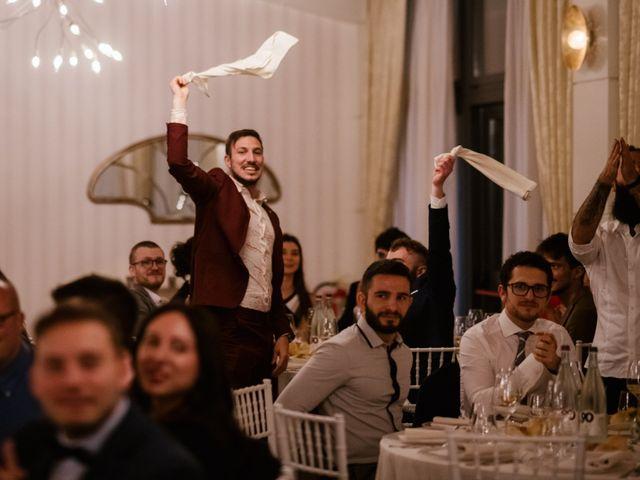 Il matrimonio di Mirko e Giada a Sulbiate, Monza e Brianza 45