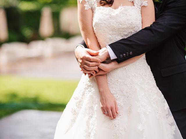 Il matrimonio di Mirko e Giada a Sulbiate, Monza e Brianza 51