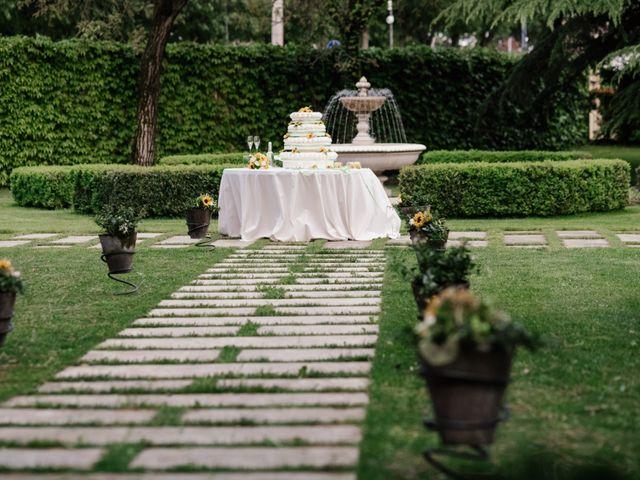 Il matrimonio di Mirko e Giada a Sulbiate, Monza e Brianza 55