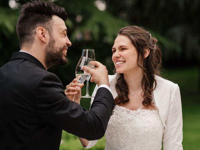 Il matrimonio di Mirko e Giada a Sulbiate, Monza e Brianza 57