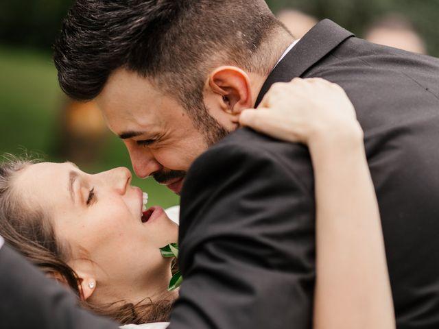 Il matrimonio di Mirko e Giada a Sulbiate, Monza e Brianza 58