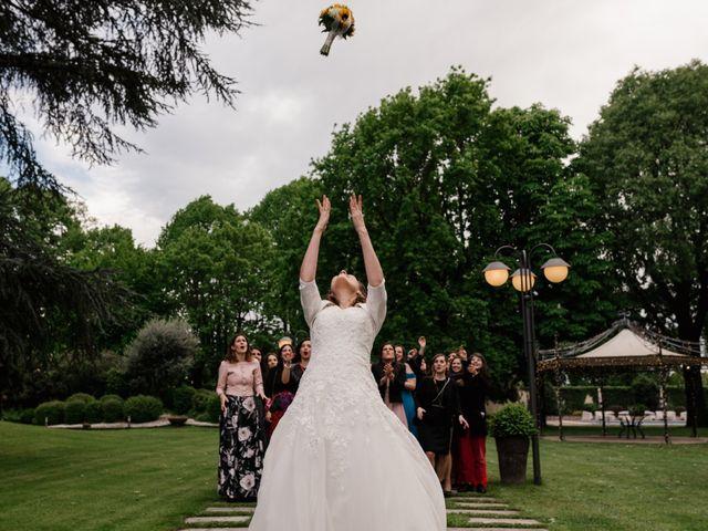 Il matrimonio di Mirko e Giada a Sulbiate, Monza e Brianza 61