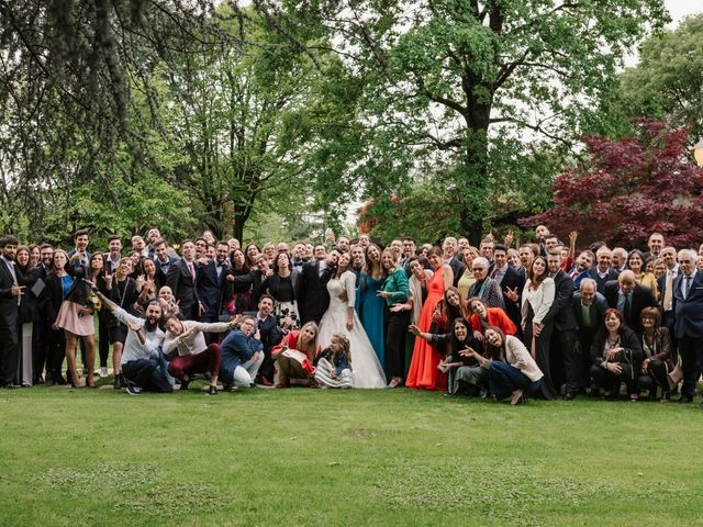 Il matrimonio di Mirko e Giada a Sulbiate, Monza e Brianza 62