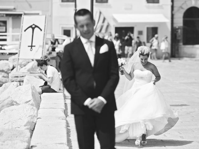Il matrimonio di Patergnani Andrea  e Zerbetti silvia a Rovigo, Rovigo 3