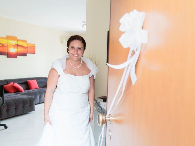 Il matrimonio di Thomas e Manuela a Assemini, Cagliari 17