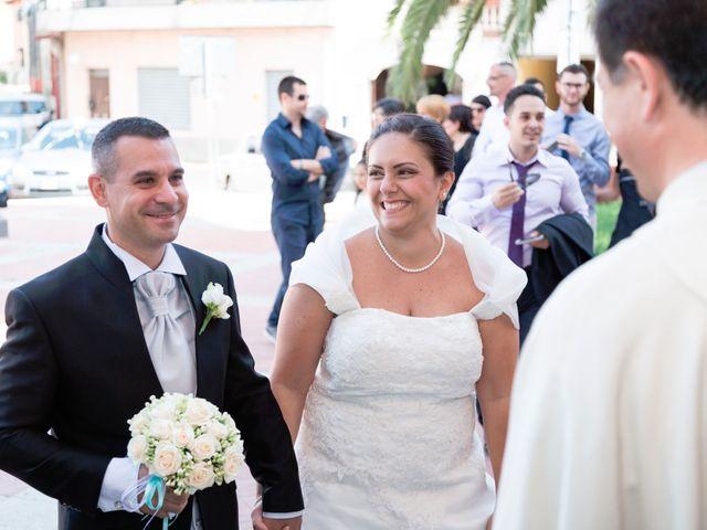 Il matrimonio di Thomas e Manuela a Assemini, Cagliari 32