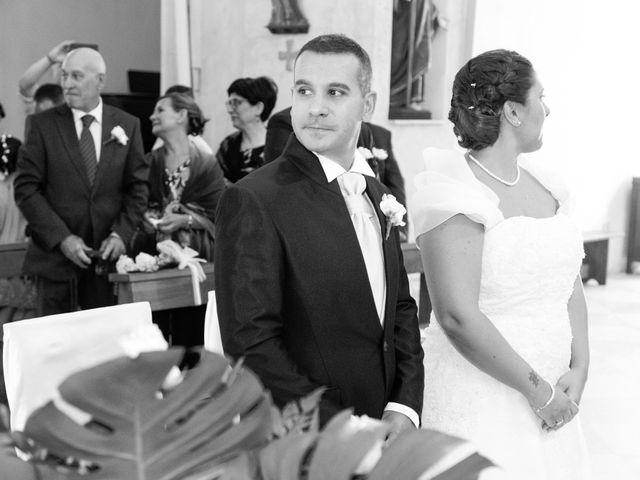 Il matrimonio di Thomas e Manuela a Assemini, Cagliari 33
