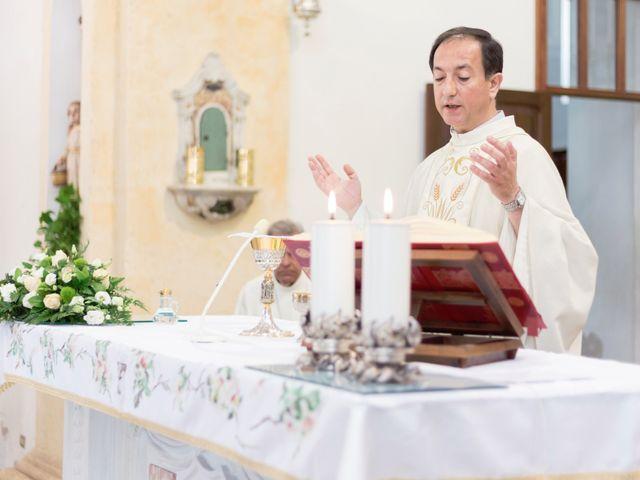 Il matrimonio di Thomas e Manuela a Assemini, Cagliari 45