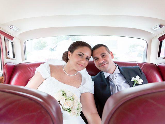 Il matrimonio di Thomas e Manuela a Assemini, Cagliari 57
