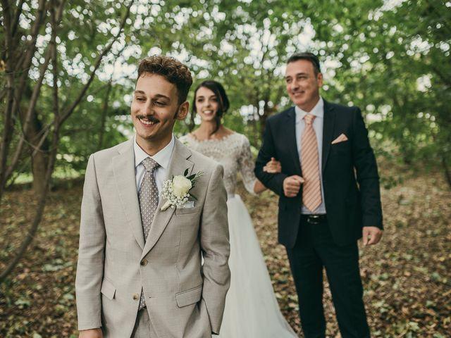 Il matrimonio di Noemi e Davide a Modena, Modena 10