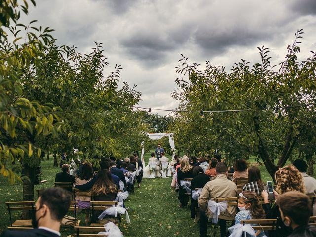 Il matrimonio di Noemi e Davide a Modena, Modena 14