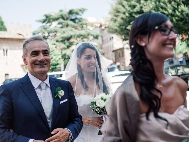 Il matrimonio di Alessandro e Daniela a Assisi, Perugia 34