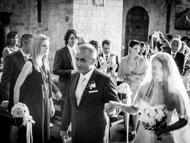 Il matrimonio di Alessandro e Daniela a Assisi, Perugia 37