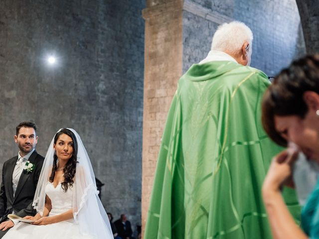 Il matrimonio di Alessandro e Daniela a Assisi, Perugia 41