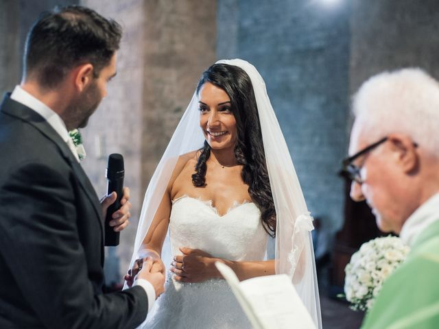 Il matrimonio di Alessandro e Daniela a Assisi, Perugia 43
